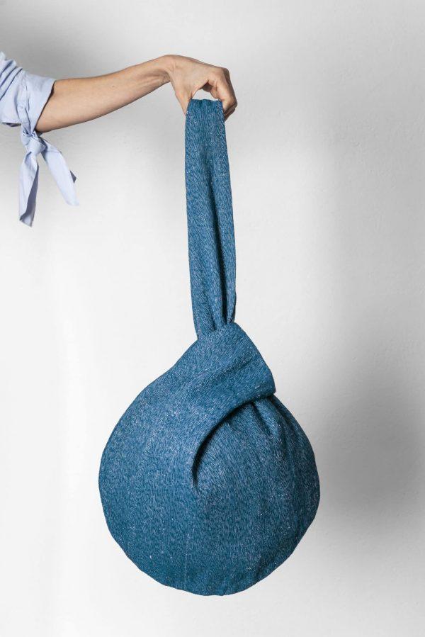 Kanya bolso BEA L color azul turquesa